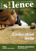 L'éducation lente - Couverture 382