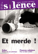 Couverture de la revue S!lence n°387