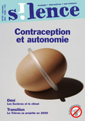 Contraception et autonomie