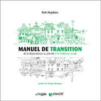Couverture du Manuel de Transistion - Rob Hopkins